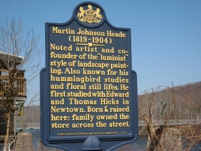 Martin Johnson Heade Marker Photo, Click for full size