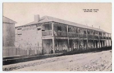 Blue Wing Inn image. Click for full size.