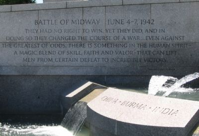 Battle of Midway Quote image. Click for full size.