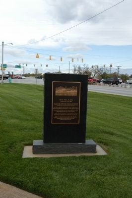 John B. White Sr, Blvd. Marker image. Click for full size.