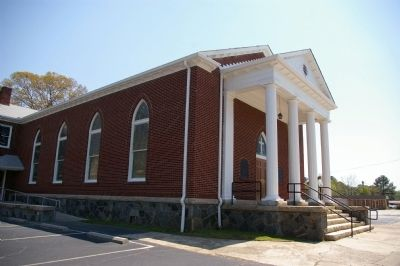 Mt. Zion Methodist Church image. Click for full size.