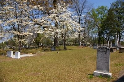 Mt. Zion Methodist Church Cemetery image. Click for full size.