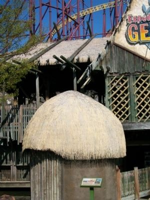 Volcano Marker Photo, Click for full size