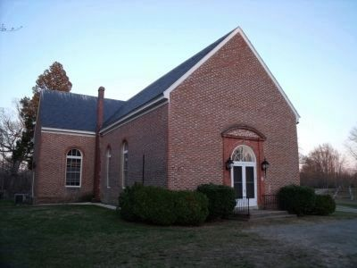 Mattapony Church Photo, Click for full size