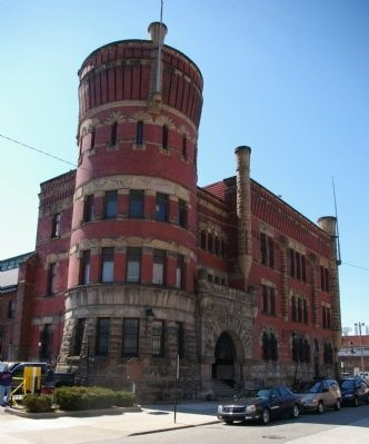 The Cleveland Grays Armory Photo, Click for full size