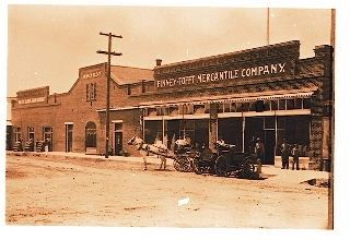 Finney & Tofft Mercantile Company Photo, Click for full size