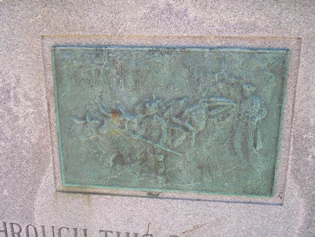 Detail of Plaque from Marker image. Click for full size.