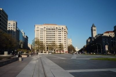 Freedom Plaza image. Click for full size.