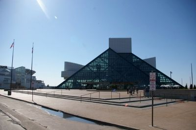 The Rock and Roll Hall of Fame image. Click for full size.