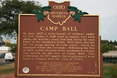 Camp Ball Marker image. Click for full size.
