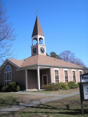 First Church of Danvers Congregational image. Click for full size.