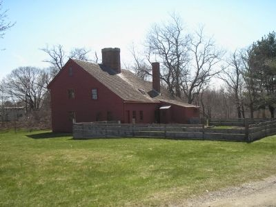 Rebecca Nurse Homestead image. Click for full size.