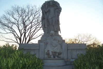 John Ericsson Memorial, east side Photo, Click for full size
