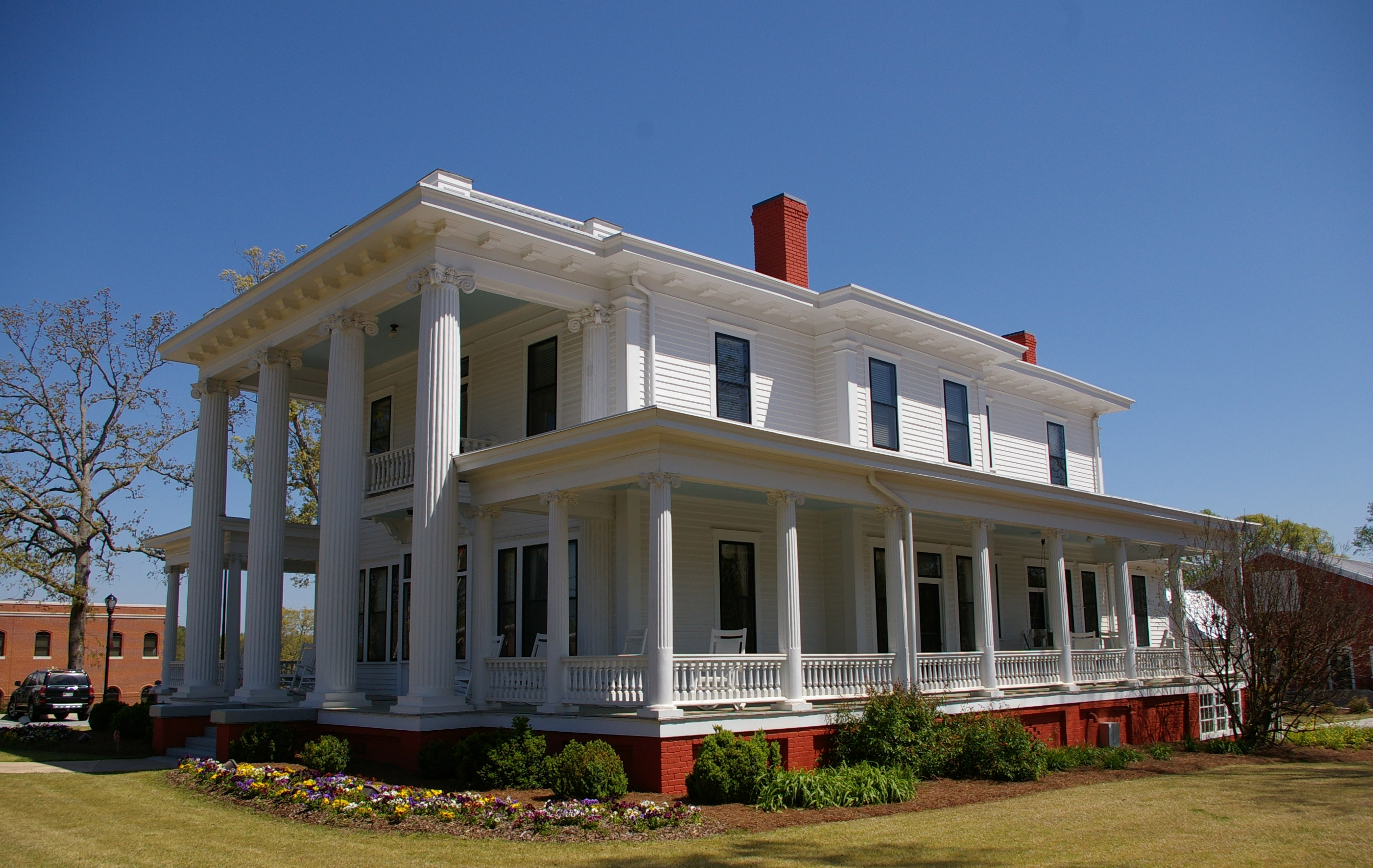 The W. H. Braselton Home