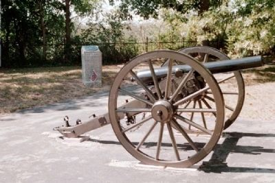 Baltimore Battery Marker image. Click for full size.