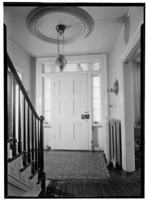 Interior, Main Entrance Photo, Click for full size