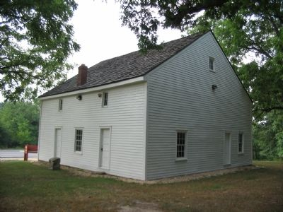 Frying Pan Meeting House image. Click for full size.