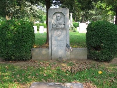 Daniel Morgan's Grave Site image. Click for full size.