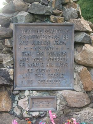 Other Plaques Photo, Click for full size
