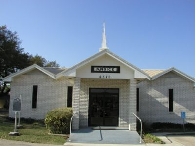 Andice Baptist Church image. Click for full size.