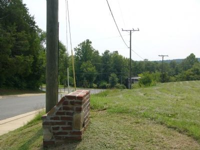 The Marker, with a view in the Southerly direction image. Click for full size.