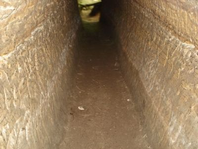 Inside Underground Tunnel image. Click for full size.