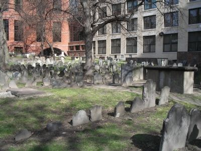 Granary Burial Ground Photo, Click for full size