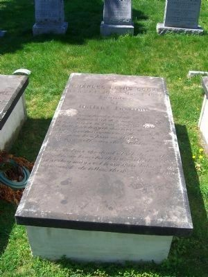 Gravesite of Charles Lewis Cocke Photo, Click for full size
