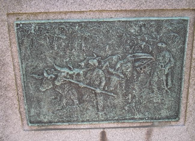 Detail of Plaque Photo, Click for full size