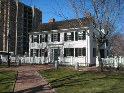 Jefferson Cutter House Photo, Click for full size