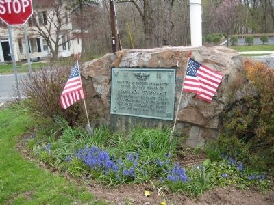 Bernards Township WWI & WWII Memorial Marker image. Click for full size.