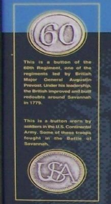 The Battle of Savannah picture image. Click for full size.