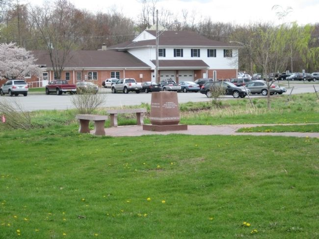Morris Township 9-11 Memorial image. Click for full size.