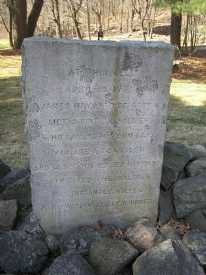 At This Well Marker Photo, Click for full size