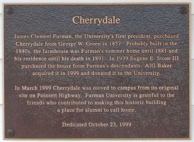 Cherrydale Marker Photo, Click for full size