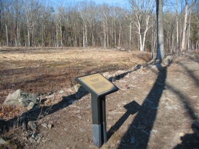 24th New York Infantry Marker Photo, Click for full size