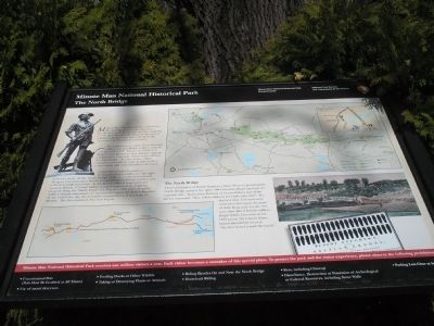 The North Bridge Marker Photo, Click for full size