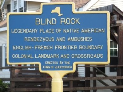 Blind Rock Marker image. Click for full size.