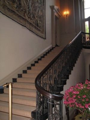 The Stairwell and North Hall image. Click for full size.