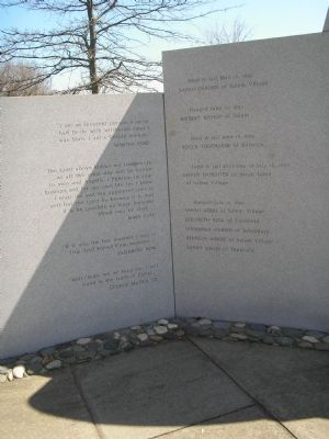 Left of Back Monument Photo, Click for full size