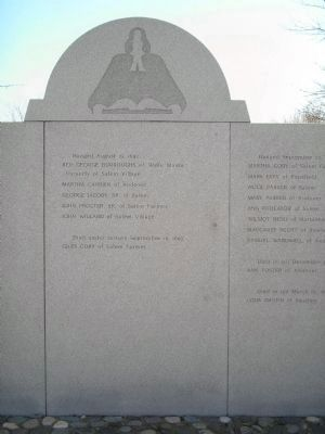 Center of Back Monument Photo, Click for full size