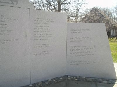 Right of Back Monument Photo, Click for full size
