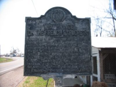 North Side of Marker image. Click for full size.