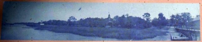 Bottom of Marker picture image. Click for full size.
