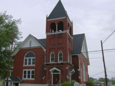 First United Methodist Church Of Attalla image. Click for full size.