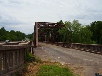 Old High Shoals Bridge image. Click for full size.