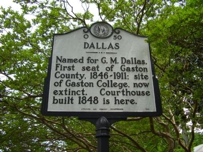 Dallas Marker image. Click for full size.