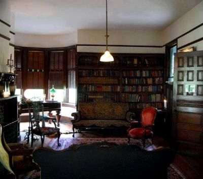 The John William Rogers II Library Photo, Click for full size