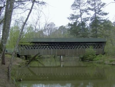 Poole's Mill Covered Bridge 2009 image. Click for full size.