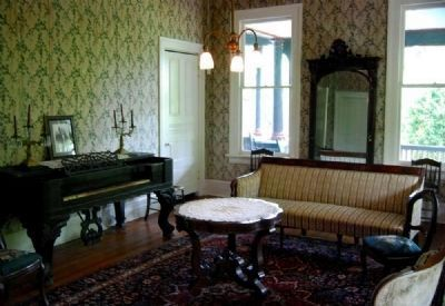 The Jane Elizabeth Harrison Ladies' Parlor Photo, Click for full size